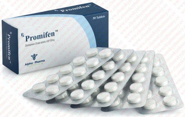 Anti estrogeni in Italia: prezzi bassi per Promifen in Italia