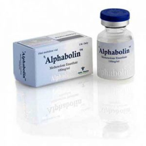 Methenolone enanthate (Primobolan depot) in USA: low prices for Alphabolin (vial) in USA