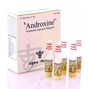 , in USA: low prices for Androxine in USA