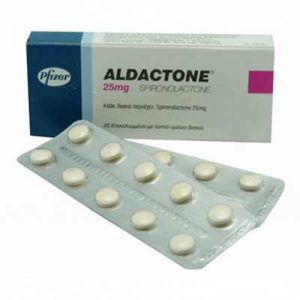 , in USA: low prices for Aldactone in USA