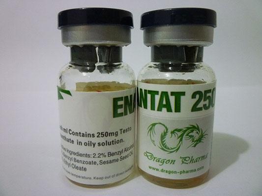Steroidi iniettabili in Italia: prezzi bassi per Enanthat 250 in Italia