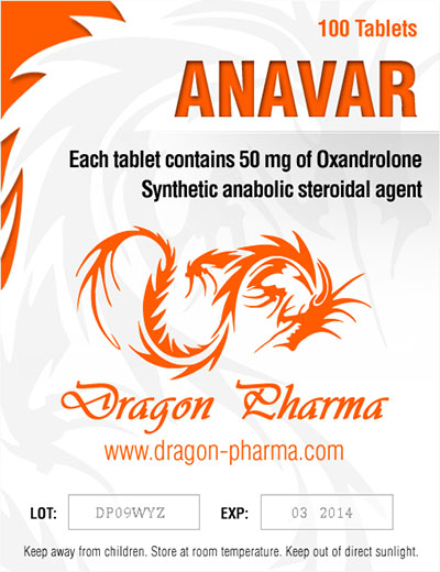 Steroidi orali in Italia: prezzi bassi per Anavar 50 in Italia