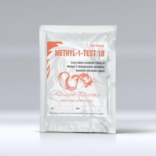 Steroidi orali in Italia: prezzi bassi per Methyl-1-Test 10 in Italia