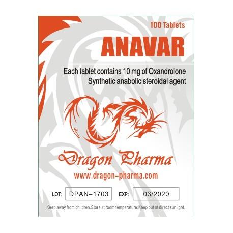 Steroidi orali in Italia: prezzi bassi per Anavar 10 in Italia