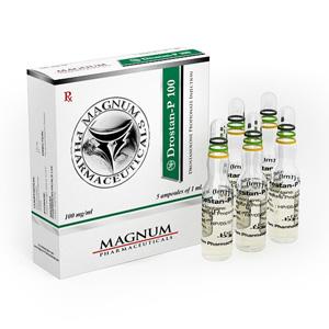 Steroidi iniettabili in Italia: prezzi bassi per Magnum Drostan-P 100 in Italia