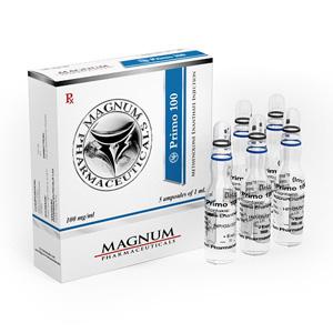 Steroidi iniettabili in Italia: prezzi bassi per Magnum Primo 100 in Italia