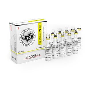 Steroidi iniettabili in Italia: prezzi bassi per Magnum Stanol-AQ 100 in Italia