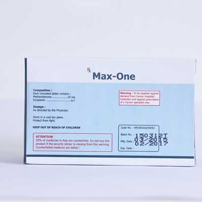 Steroidi orali in Italia: prezzi bassi per Max-One in Italia