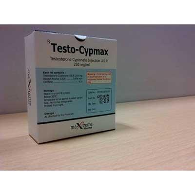 Steroidi iniettabili in Italia: prezzi bassi per Testo-Cypmax in Italia