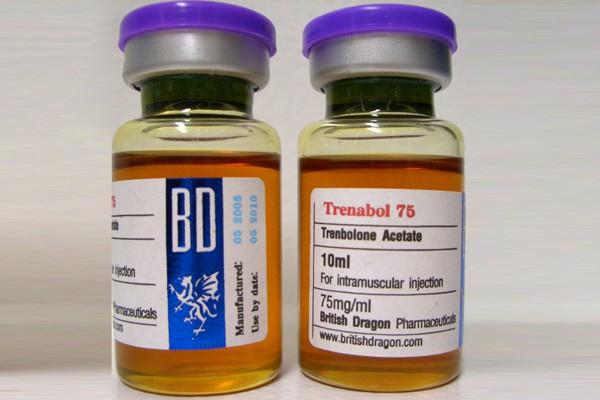 Steroidi iniettabili in Italia: prezzi bassi per Trenbolone-75 in Italia