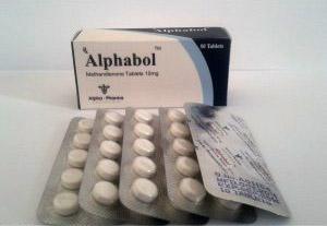 Steroidi orali in Italia: prezzi bassi per Alphabol in Italia