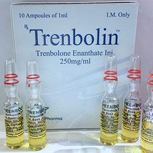 Steroidi iniettabili in Italia: prezzi bassi per Trenbolin (ampoules) in Italia