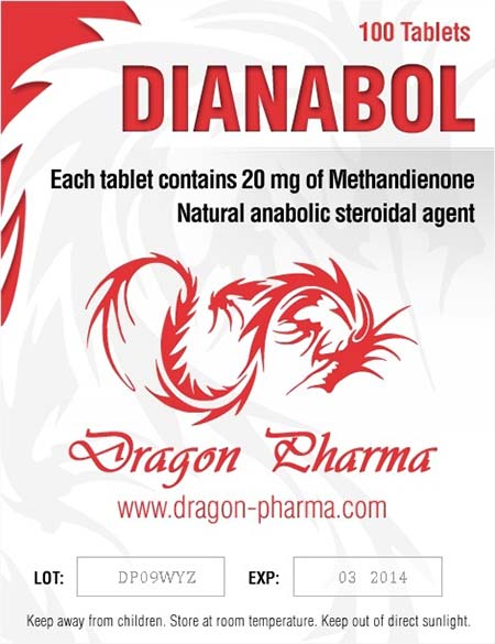 Steroidi orali in Italia: prezzi bassi per Dianabol 20 in Italia